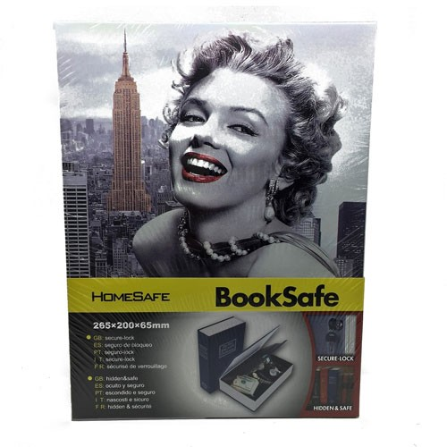 Book Safety Box - Medium - Woman