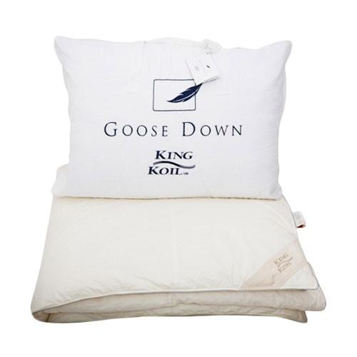 King Koil Goose Down Quilt - (270x213 cm)