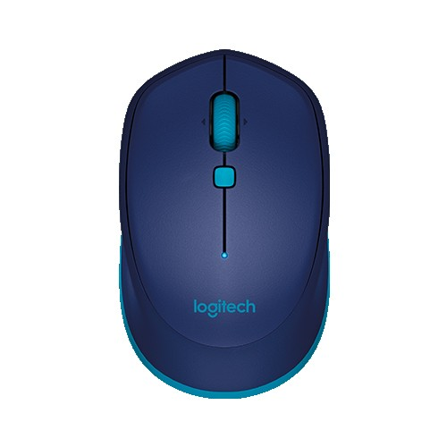 Logitech Mouse Bluetooth M337 - Blue