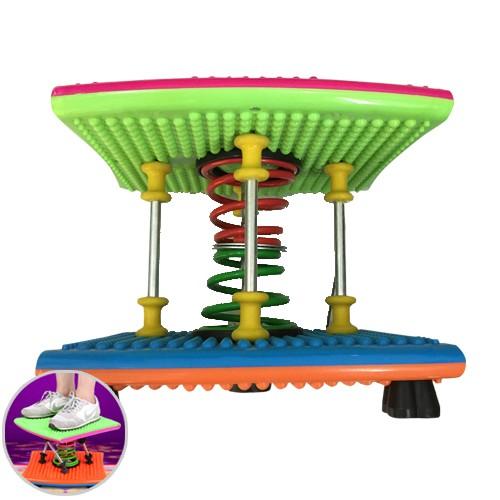 Wriggled Machine Home Aerobic (Alat Peramping Pinggang) - Pink