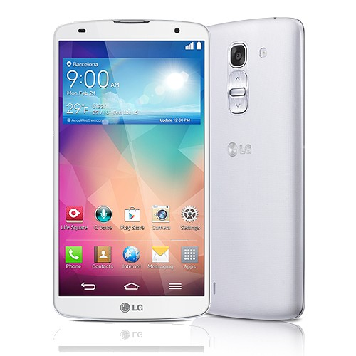 LG G Pro 2 - White