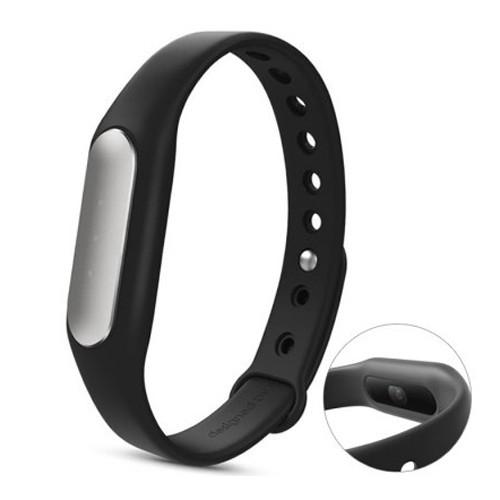 Xiaomi Mi Band 1S Heart Rate Wristband - Black