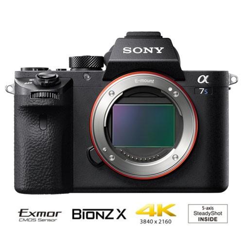 Sony Alpha 7S Mark II Mirrorless Digital Camera (Body Only)