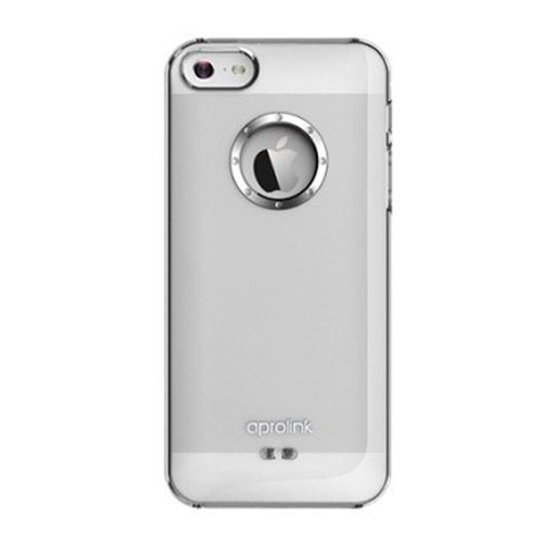 Aprolink Case Jewerly Series + Crystal Ring For iPhone 5/5S - Clear