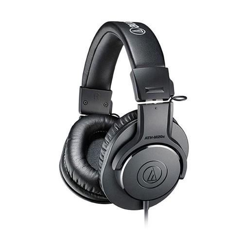 Audio Technica Headphone Studio Monitoring ATH-M20X - Black