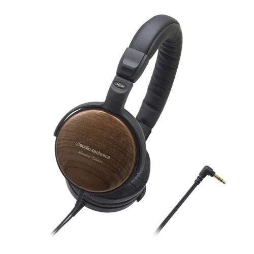 Audio Technica Headphone ATH-ESW9LTD - Black