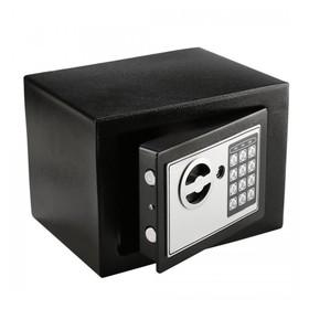 Mini Safety Box - Black