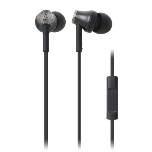 Audio Technica In-ear Headphones ATH-CK330iS - Black
