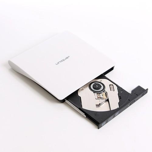 DVD RW External USB 3.0 - White