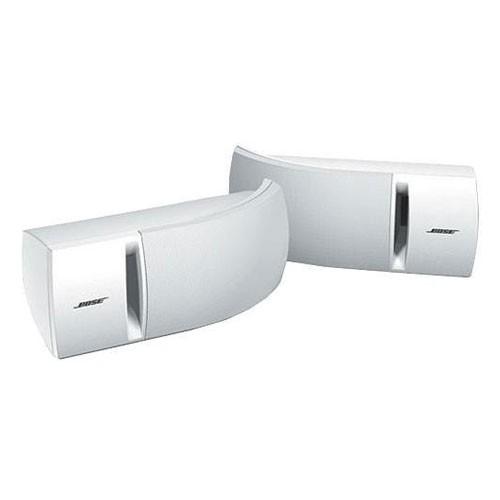 Bose Home Theatre Speaker Stereo 161 - White