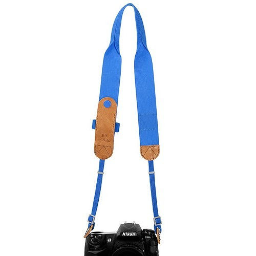 Hellolulu Camera Hand Strap Tyler - Dutch Blue