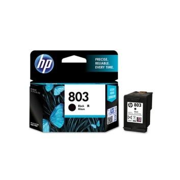 HP 803 Black Ink Cartridge F6V21AA