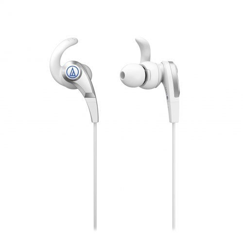 Audio Technica In-ear Headphone Sonic Fuel - ATH-CKX5 - White