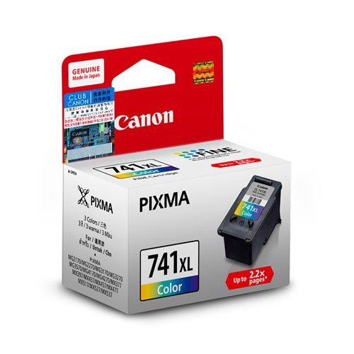 Canon Cartridge CL741XL