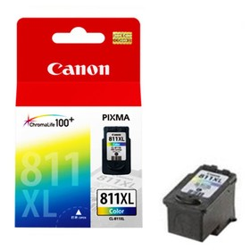 Canon Cartridge CL811XL