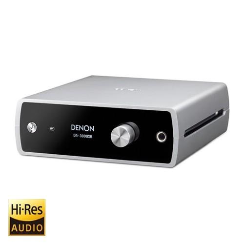 Denon High Resolution Audio DAC Headphone Amplifier - DA-300USB
