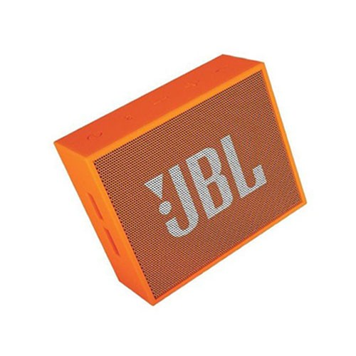 JBL Go Portable Bluetooth Speakers - Orange