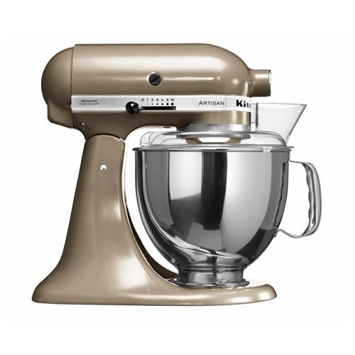 KitchenAid Mixer Artisan Series 5 Qt 5KSM150PSECZ - Golden Nectar