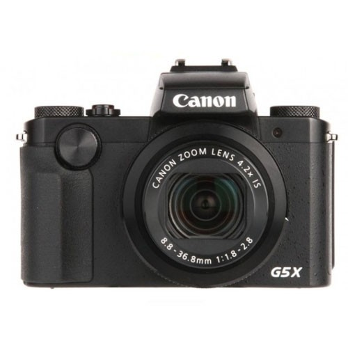 Canon Camera PowerShot G5X - Black
