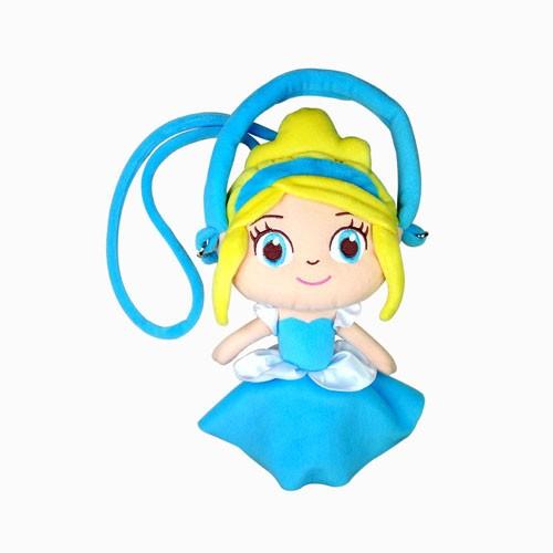 Princess Plush Bag - Cinderella