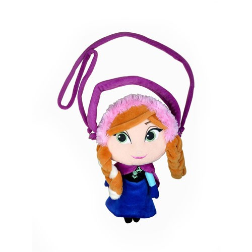 Frozen Plush Bag - Anna