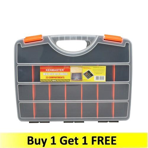 Kenmaster Mini Box MK 23 (Buy 1 get 1 FREE)