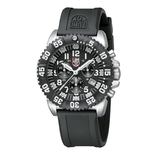 Luminox Watch Navy Seal Colormark Chrono 3180 Series 3181