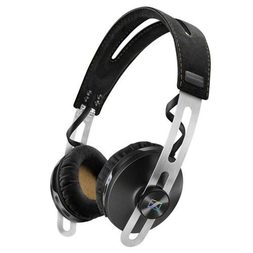 Sennheiser On ear Headphone Momentum 2i - Black