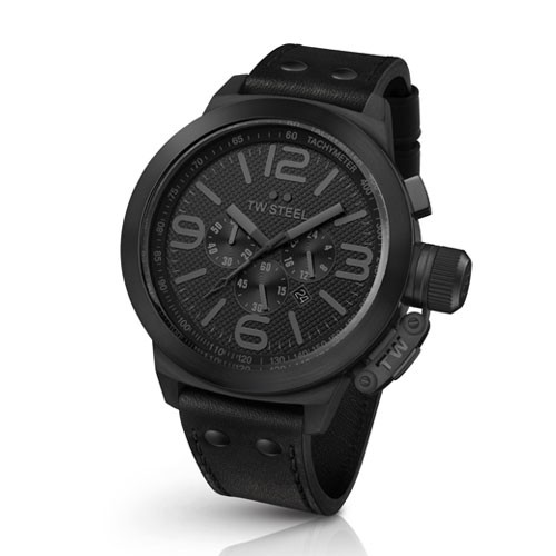 TW Steel Watch Canteen Leather - TW821