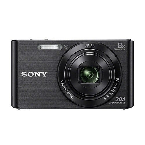 Sony Camera Digital DSC W830 - Black