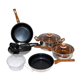 Oxone Bassic Cookware Set OX-911