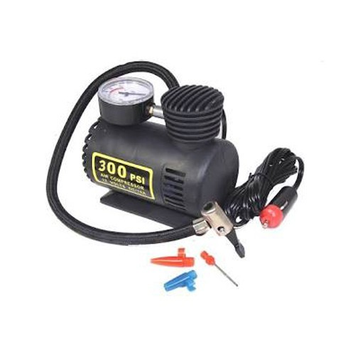 Mini Air Compressor - Black