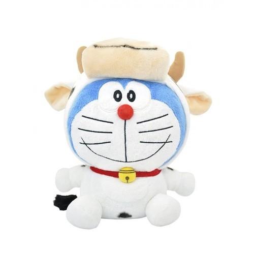 Doraemon Chinese Zodiac Plush Cow 10