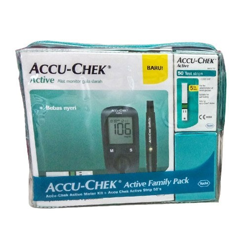 Accu-Chek Active Family Pack
