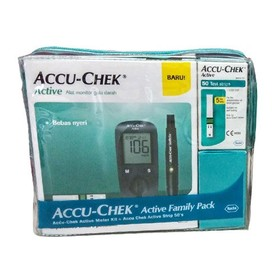 Accu-Chek Active Family Pac
