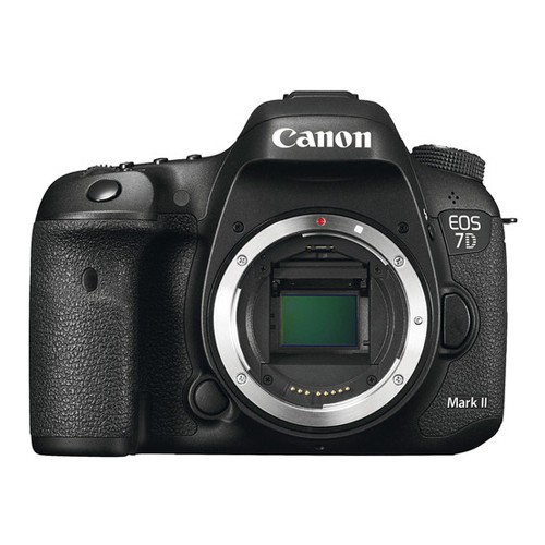 Canon EOS 7D Mark II DSLR Body Only