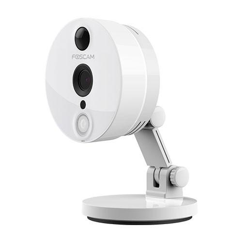 Foscam Indoor HD Wireless IP Camera C2 - White