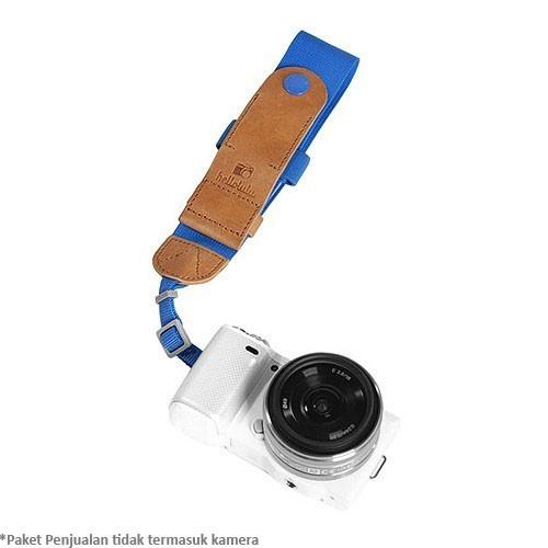 Hellolulu Camera Hand Strap Skylor - Dutch Blue