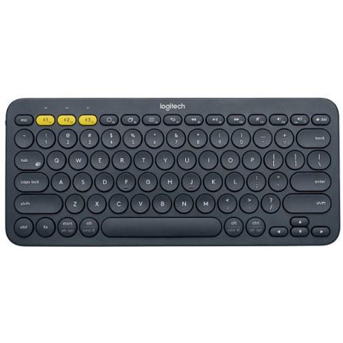 Logitech Multi-Device Bluetooth Keyboard K380 - Black
