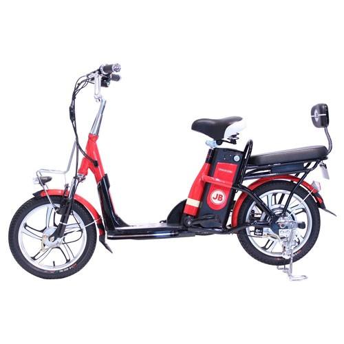 Jefferys E-Bike - Red