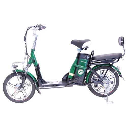 Jefferys E-Bike - Green