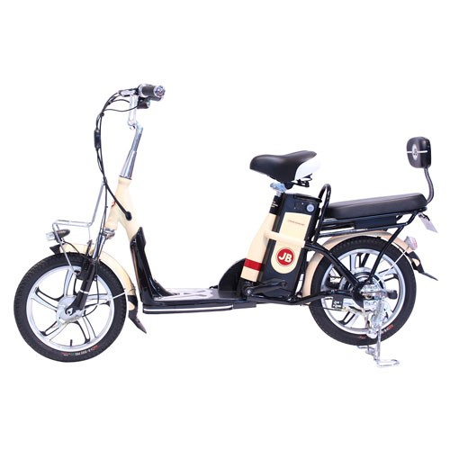 Jefferys E-Bike - Charcoal