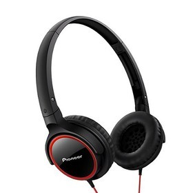 Pioneer On-ear Headphone SE MJ512 R - Red