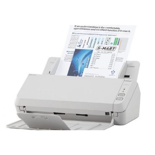 Fujitsu ScanPartner 1120 - White