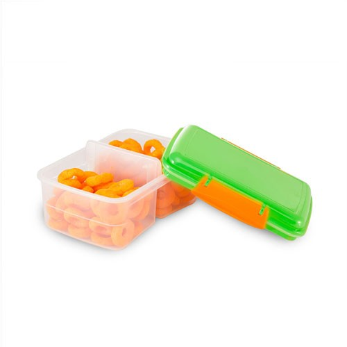 Bellagio Lunch Box Recta (L) 900 ml - Green