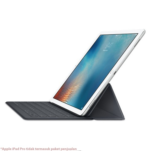 Apple Smart Keyboard for iPad Pro 12.9 Inch (MJYR2ID/A) - Black