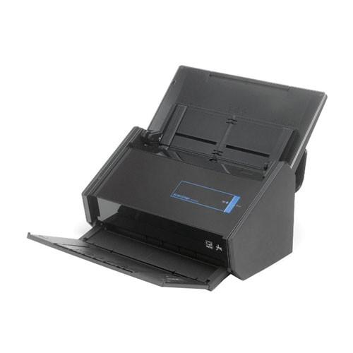 Fujitsu ScanSnap iX500 Deluxe with Rack2Filer Smart