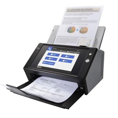Fujitsu Fi Series N7100 Network Scanner - Black