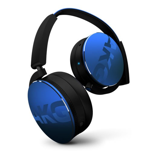 AKG On-ear Headphone Y 50 BT - Blue