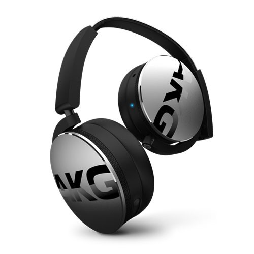 AKG On-ear Headphone Y 50 BT - Silver